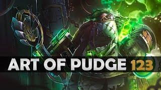 Dota 2 - The Art of Pudge - EP. 123