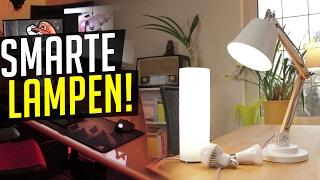 Schicke E27 Lampen für Philips Hue & Co!