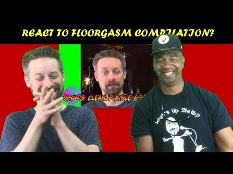 Floorgasm Compilation REACTION (Nightwish Ghost Love Score)