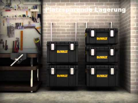 DeWALT® Tough-Boxen System