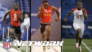 Who Ran the Fastest 40: Julio Jones, Antonio Brown or DeSean Jackson?