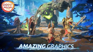 Age of Magic Mobile Gameplay