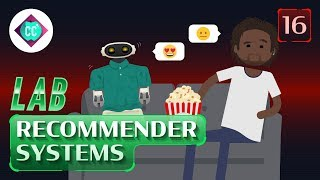 Let's make a movie recommendation system: Crash Course AI #16