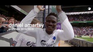 Daniel Amartey: Goalshow 20142015