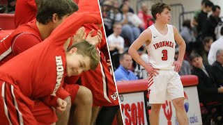How I went from benchwarmer to a 1st team All-State member! (My High School Story)