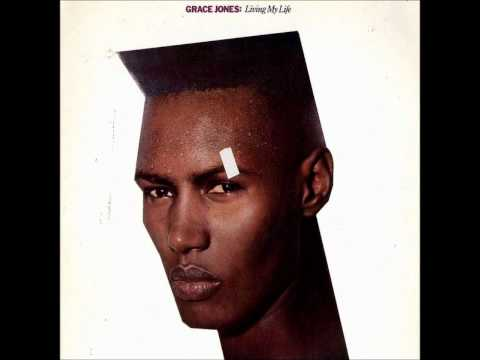 Grace Jones - Unlimited Capacity For Love.