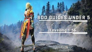 bdo leveling guide 50 56 - Thủ thuật máy tính - Chia sẽ kinh