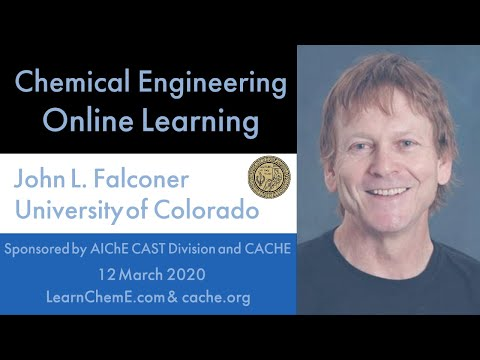 Chemical Engineering Online Learning - YouTube