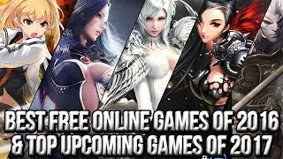 Best Free Online Games Awards of 2016 & Top Upcoming Free Games of 2017 | FreeMMOStation.com