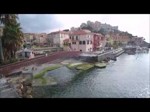 Porto Maurizio, Imperia, Italy - Skydron