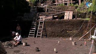 На раскопе «Дубошин-II» на Никольской уже есть первые находки