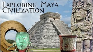 Exploring Maya Civilization For Kids: Ancient Mayan Culture Documentary For Children - FreeSchool