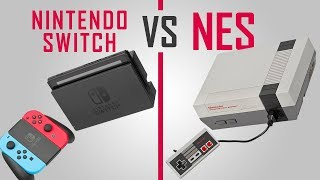 Nintendo Switch VS NES