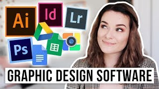 Graphic Designer: What Software Do I Use? | #FreelanceFriday