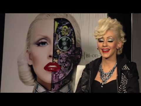 "Christina Aguilera - BIONIC Track By Track - ""Bionic"" & ""Not Myself Tonight"""