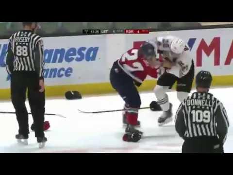 Arshdeep Bains vs. Brendan Stafford