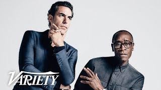 Sacha Baron Cohen & Don Cheadle   Actors On Actors   Full Conversation