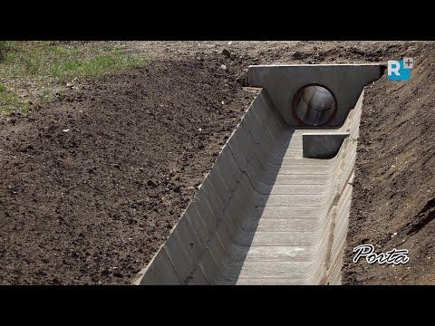 A tervezettnél korábban készült el a Balczó utcai csapadékvíz-elvezetés beruházás Kistarcsán