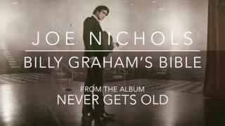 "Joe Nichols - ""Billy Graham's Bible"" (Official Audio)"
