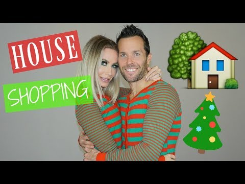 HOUSE SHOPPING | NEW FIREPLACE REMODEL | VLOGMAS DAY 6