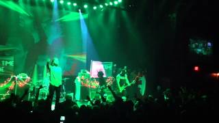 Every Time I Die - Thirst + Decayin' With The Boys @ The Town Ballroom