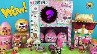 Мультик с куклами! ЗОЛОТОЙ ЛОЛ ДЕКОДЕР - СУПЕР ПИТОМЦЫ! Распаковка LOL Surprise Игрушки для девочек