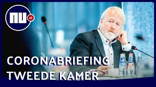 Live: Van Dissel praat Kamer bij over coronavirus | NU.nl