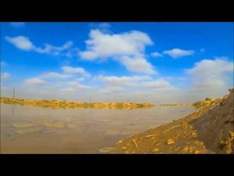 أمطار الجوف 1435- Time lapse تايم لابس .رائعة