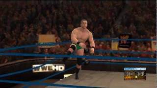 WWE '12 Ted DiBiase Updated Entrance [Video]