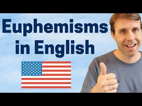 Euphemisms That Native Speakers Use All the Time