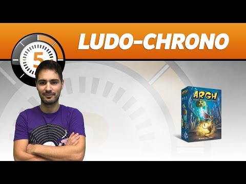 ARGH : ludochrono from Ludovox in english