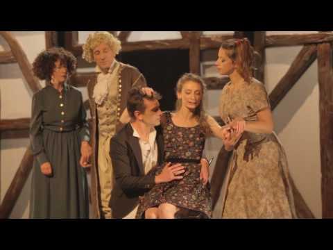 George Dandin de Molière - rôle d'Angélique