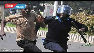 WARNING - GRAPHIC VIDEO: Face Of Kenya Police Brutality, And Behind The Scene Handlers