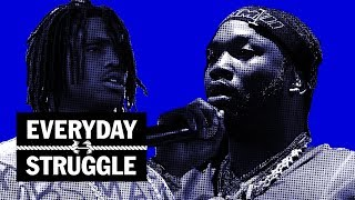 Everyday Struggle - Nicki Minaj Defending Meek's Judge? Tekashi 69 Following 50's Blueprint in Chief Keef Beef?