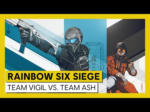 Tom Clancy's Rainbow Six Siege – Road to S.I. 2021 – Team Ash vs Team Vigil