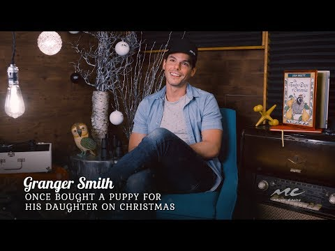 Granger Smith Bought a Puppy for Christmas