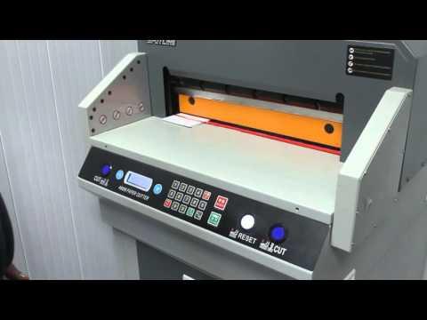 Ghilotina electrica automata SpotLine SL-460HD