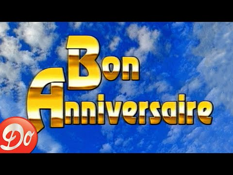 joyeux anniversaire chanson club dorothée
