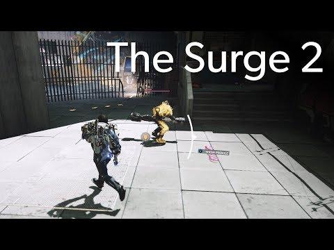 The Surge 2 PC impressions