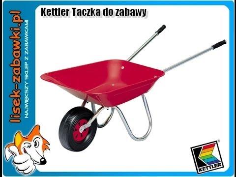 Schubkarre Sandkasten KETTLER  Spielzeug für Kinder