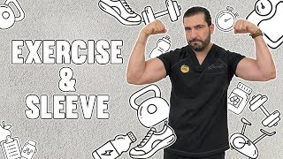 Exercise & Sleeve | Vertical Sleeve Gastrectomy | Questions and Answer