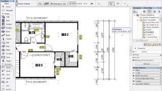 TUTORIAL ARCHICAD - Dimensions Manual