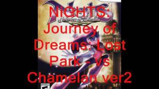 NiGHTS Journey Of Dreams Music: Lost Park (Vs Chamelan)(2nd Version)
