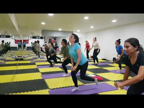 -----Kilo Verme --Ve ---Sıklaşma Grub Dersi ----Antalya ''Transform Gym & Cafe'' ----Spor Salonu--- Ve --Fitness Merkezi
