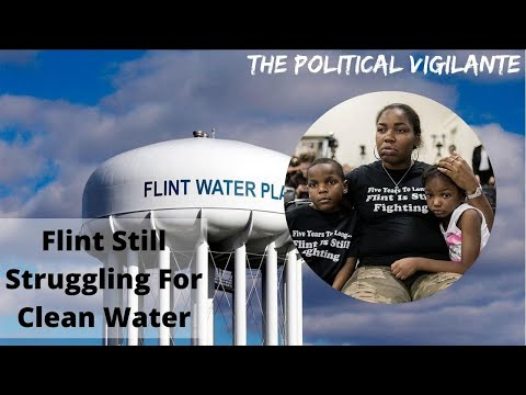 Jordan Chariton On Flint Water Still Contaminated