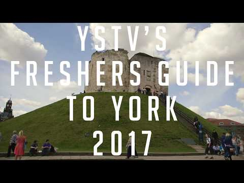 YSTV's Freshers Guide To York 2017 Mp3