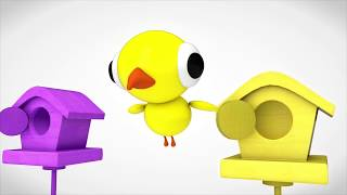 Учим цвета Учим цифры Развивающий мультфильм для детей