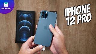 Apple iPhone 12 Pro   Unboxing en español