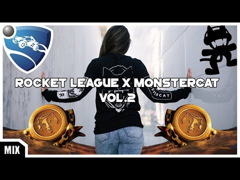 Rocket League x Monstercat Vol.2 (Full Album Mix) | [Infinite Music]