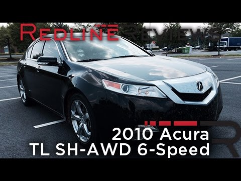 Test Drive: 2010 Acura TL SH-AWD 6-Speed